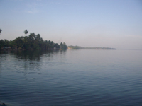 Paesaggio di Kinniya - Kinniya per la Vita Onlus