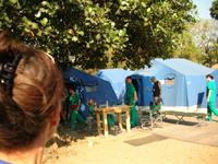 Campo assistenza - Kinniya per la Vita Onlus